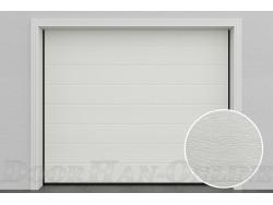 Sekční garážová vrata DoorHan - Bílá Ral 9010