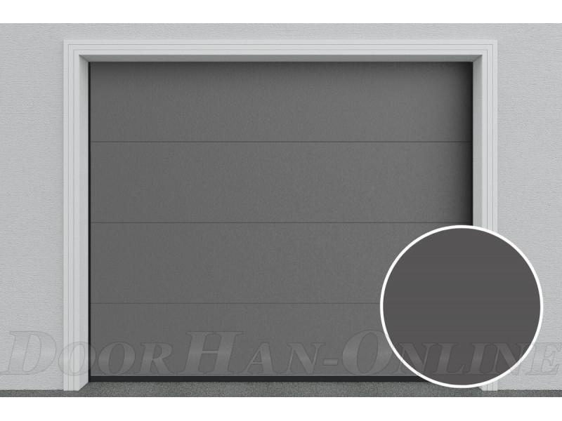 Sekční garážová vrata DoorHan DIY - DB703