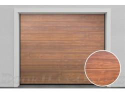 Sekční garážová vrata DoorHan - Zlatý dub