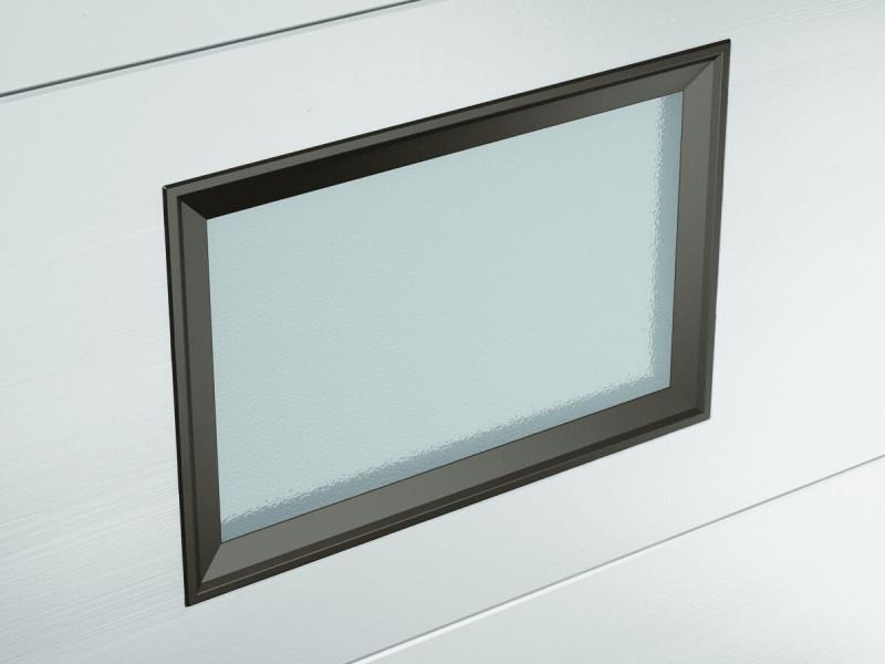 Okénka do sekčních vrat 422x295 mm