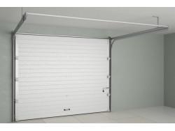 Sekční garážová vrata DoorHan - Antracit Ral 7016